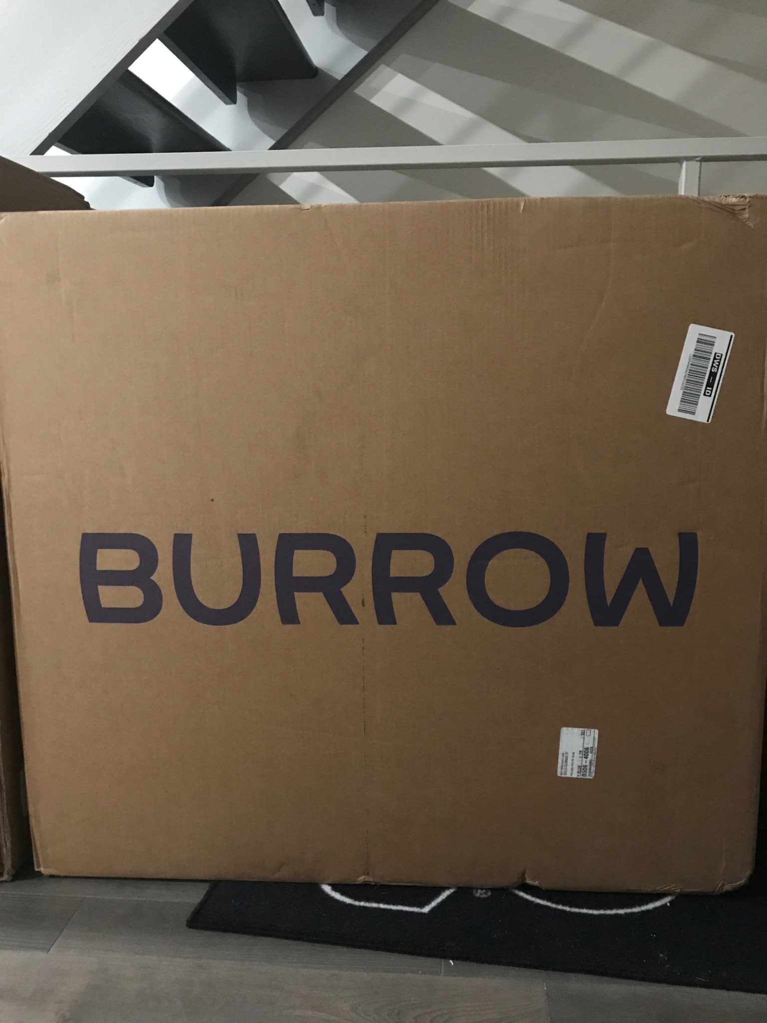 Burrow Couch Review