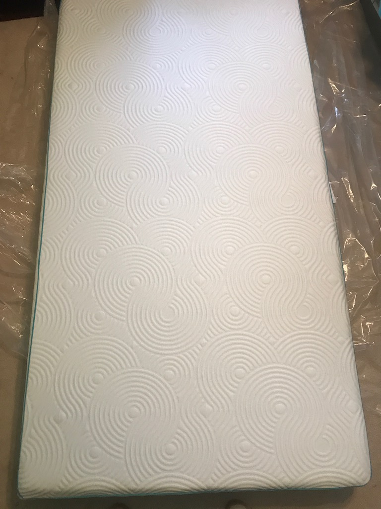 Linenspa 8 Inch Memory Foam Mattress Review