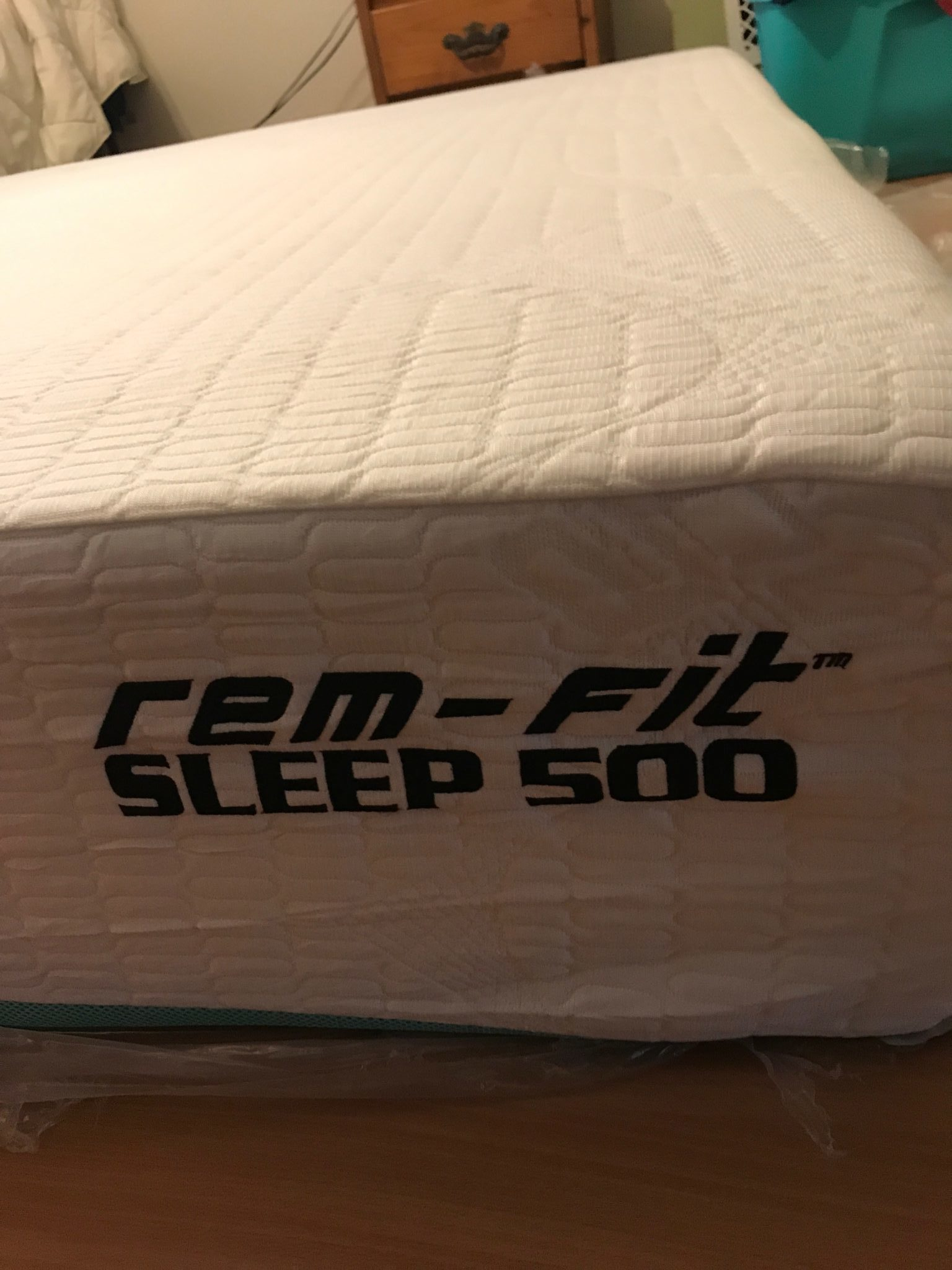 Rem Fit Sleep 500 Mattress Review Mattressjunkie Com