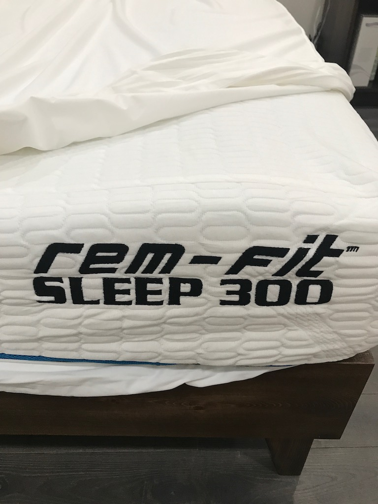 REM-Fit Sleep 300 Mattress Review