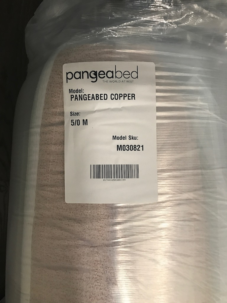 Pangea Mattress Review
