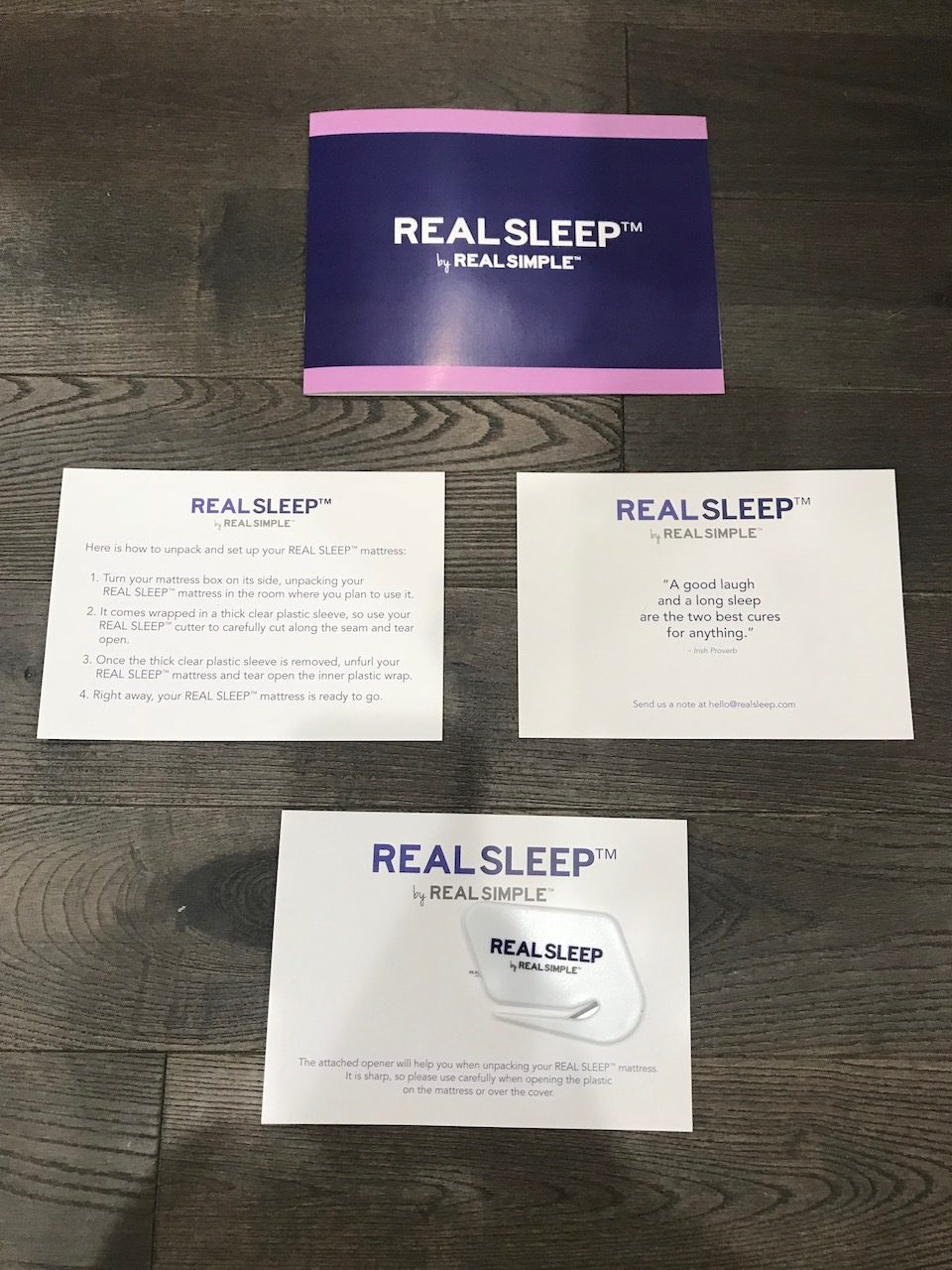 Real Sleep Mattress Review