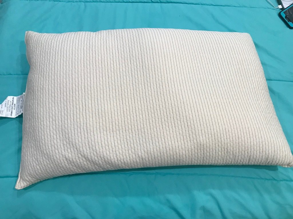 Plushbeds Shredded Latex Pillow Review