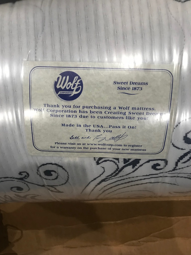 Wolf Corporation 10 Inch Den Mattress Review Read Our Review First
