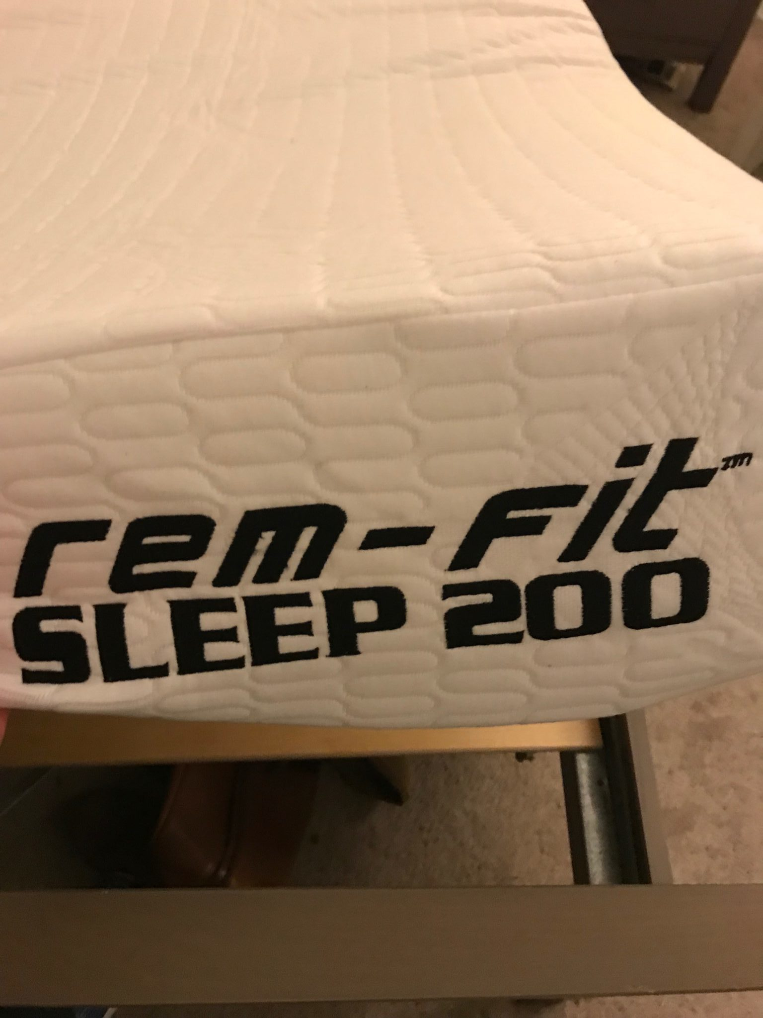 REM-Fit Sleep 200 Mattress Review