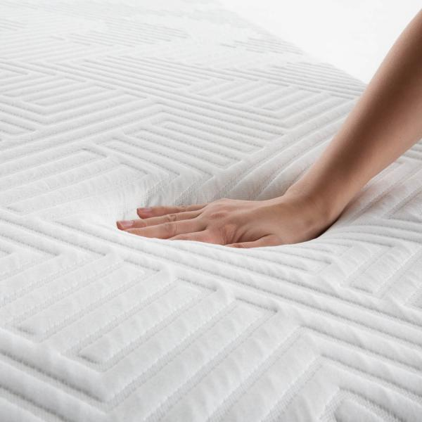 Lucid 10 Inch Memory Foam Hybrid Mattress Review