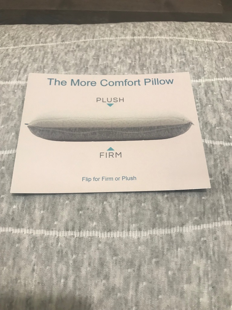 Tango Pillow Review