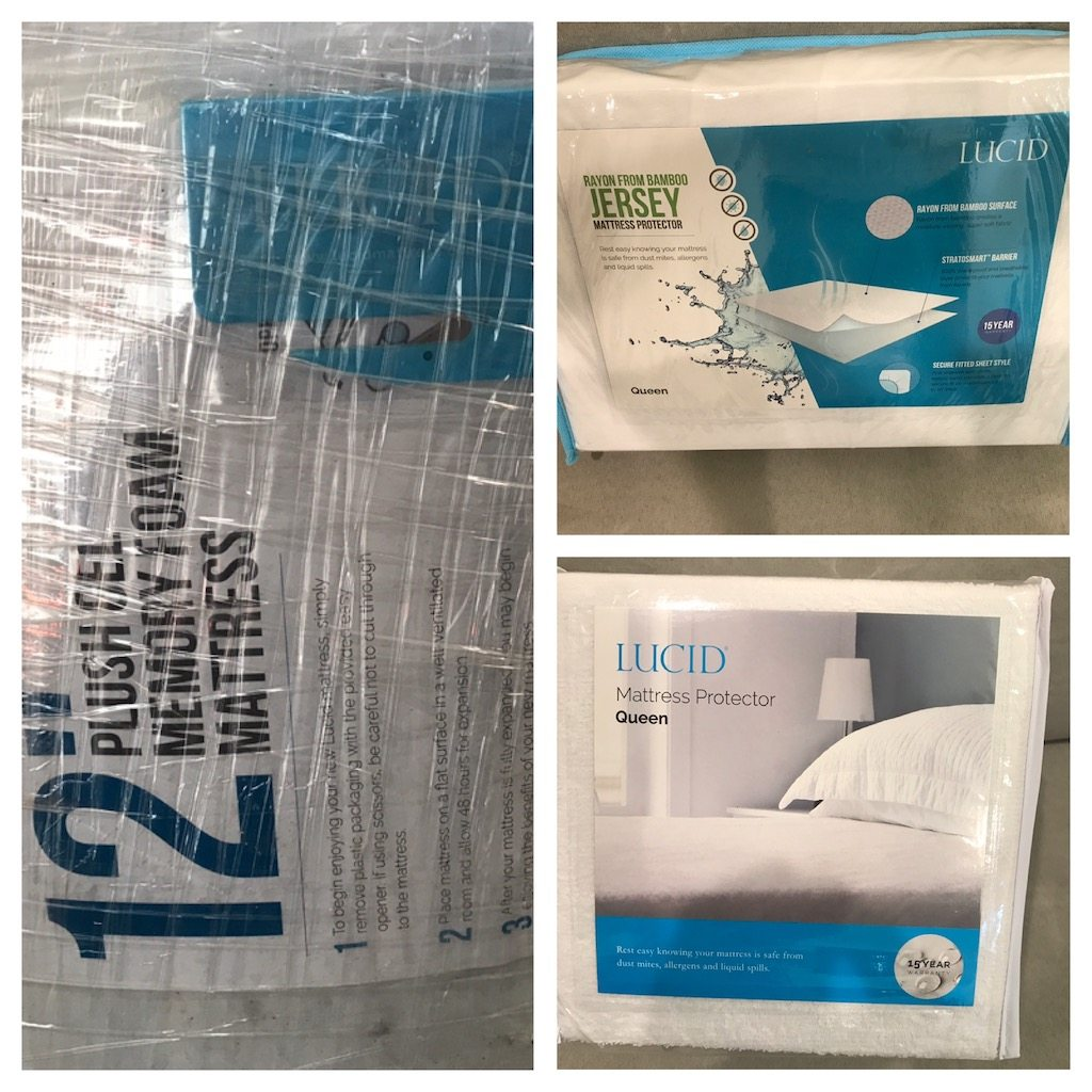 Lucid Mattress Review