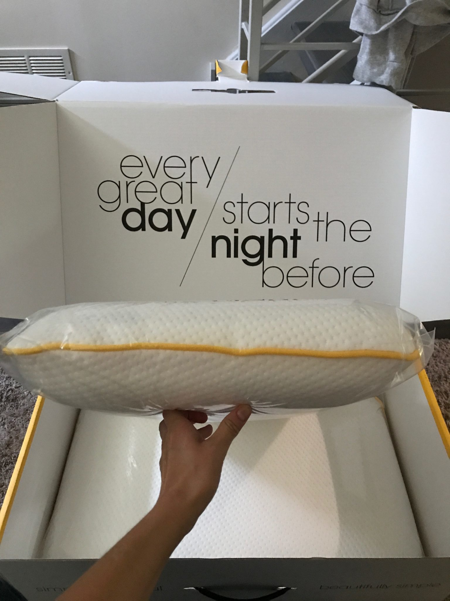 Eve Pillow Review