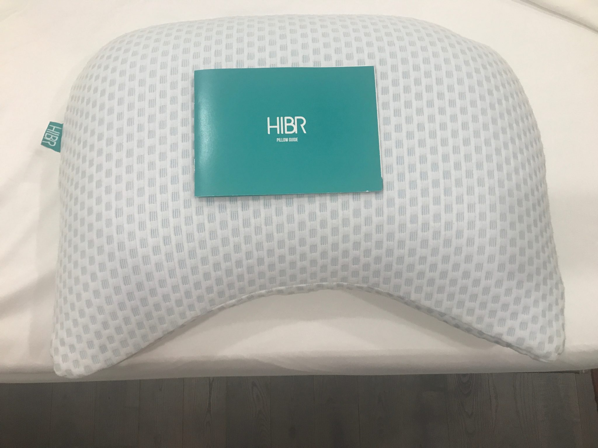 Hibr Side Sleeper Pillow Review