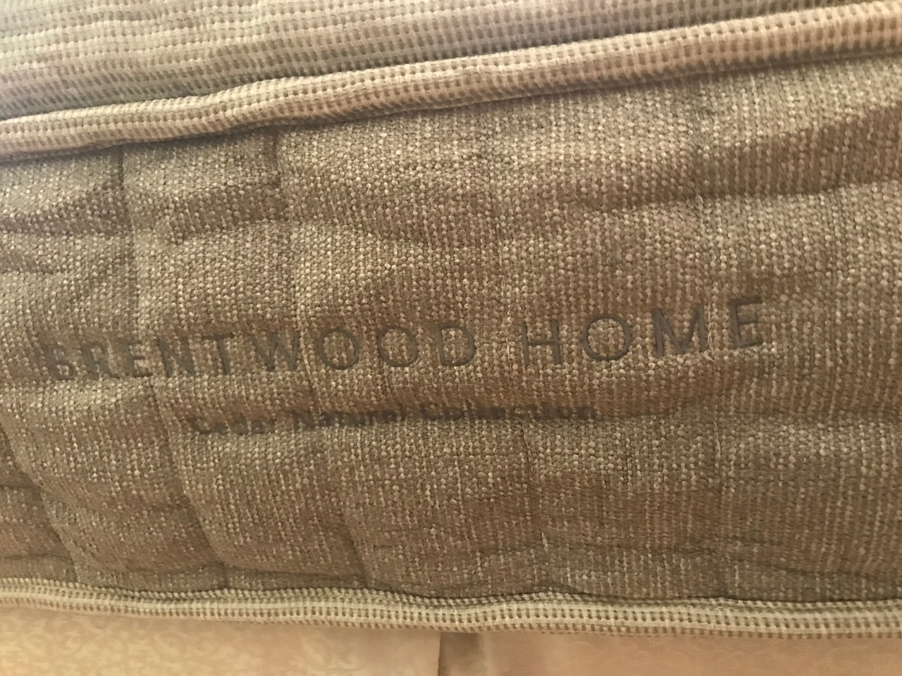 Brentwood Home Cedar Mattress Review