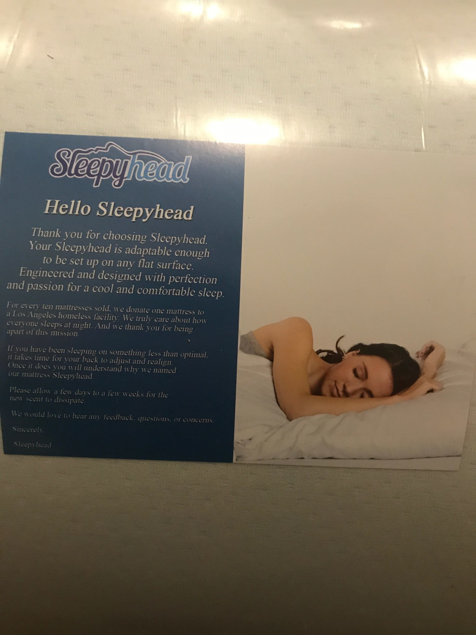 Sleepyhead Mattress Topper Review