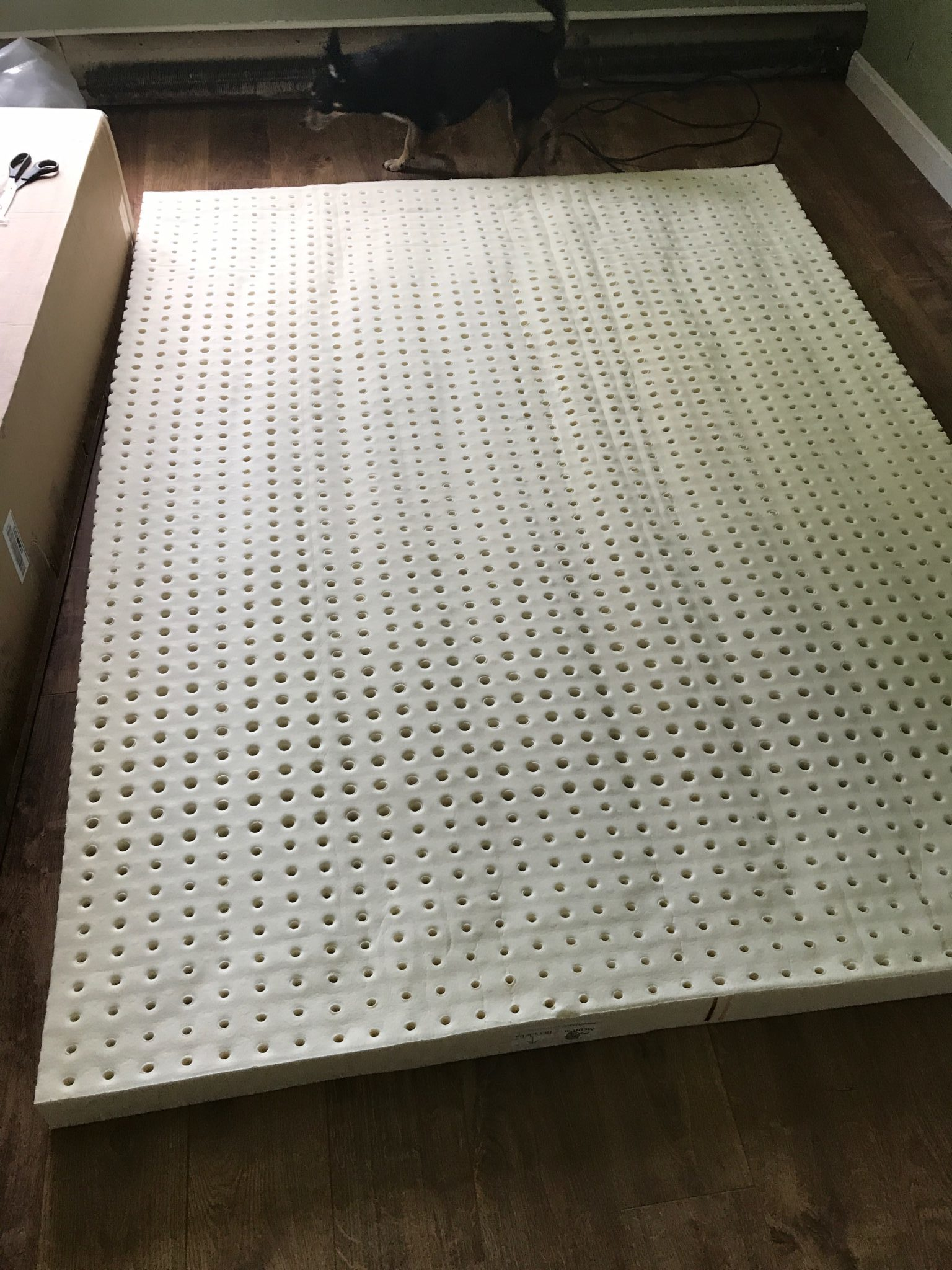Spindle Natural Latex Mattress Review
