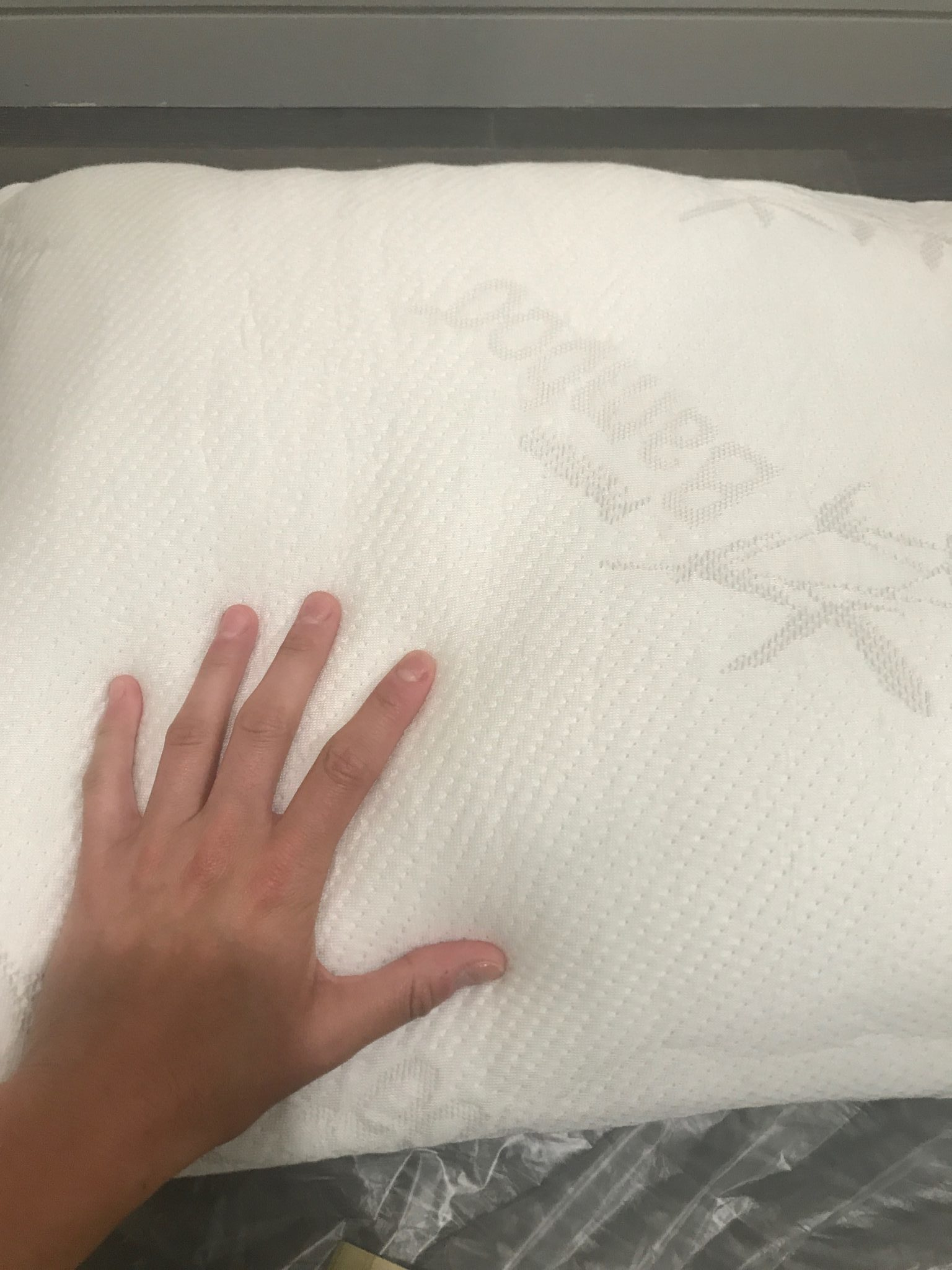 Linens and Hutch Bamboo Pillow Review