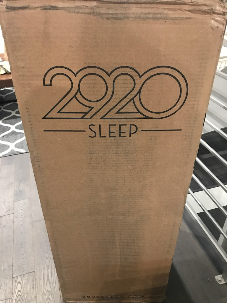 2920 Sleep Mattress