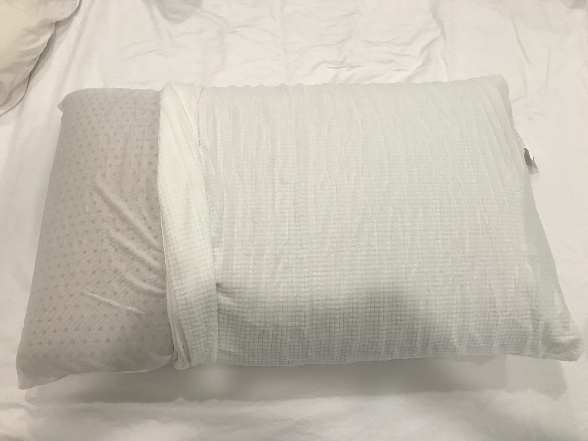 Pangeabed Queen Copper Pillow Review