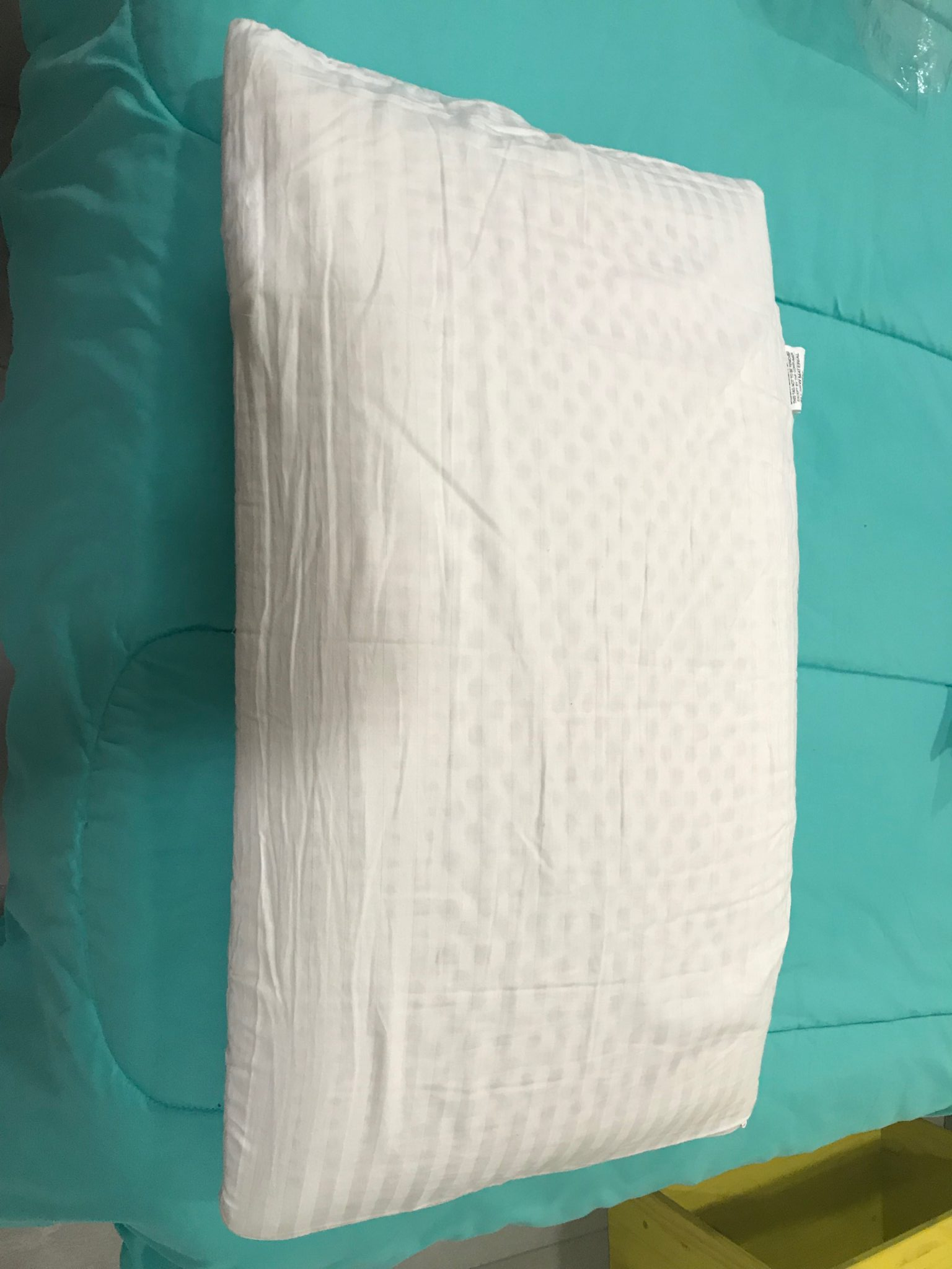 Plushbeds Solid Latex Pillow Review