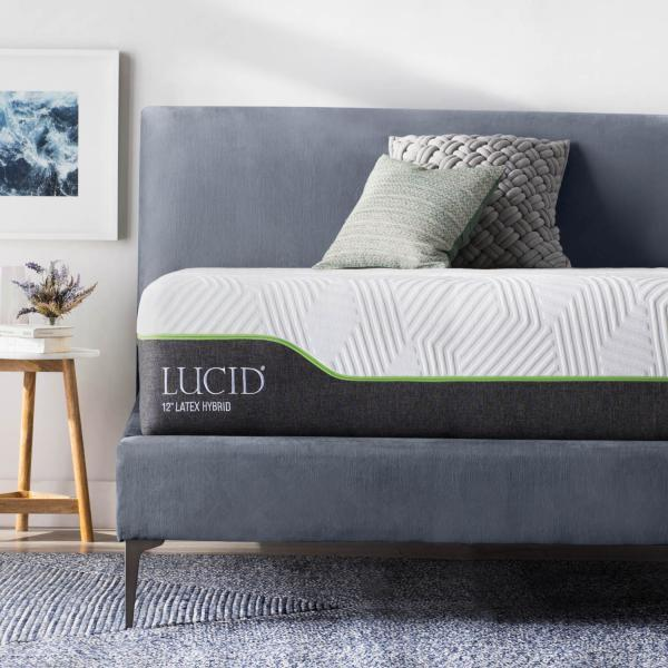 Lucid is a great Walmart Mattress In A Box value