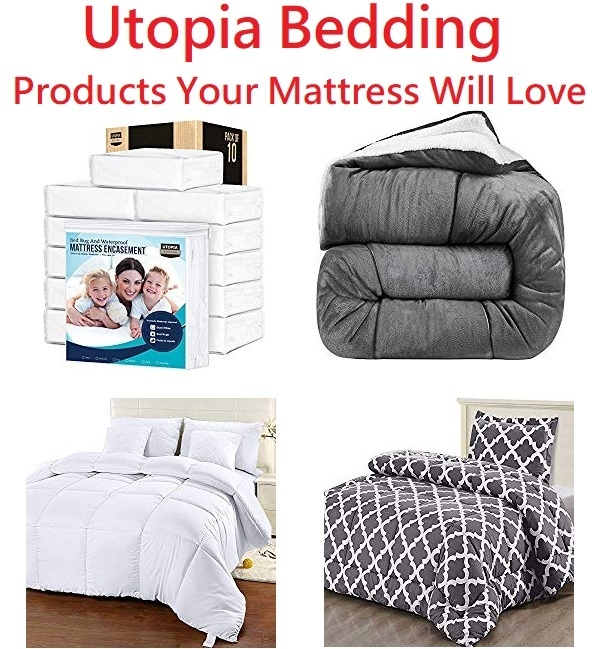 Utopia Bedding